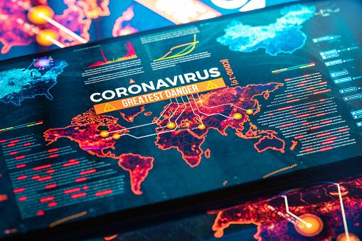 Infectious Disease「Coronavirus Greatest Danger」:スマホ壁紙(12)