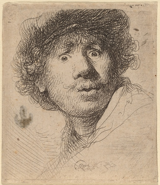 Horror「Self-Portrait In A Cap」:写真・画像(17)[壁紙.com]