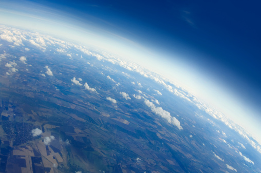 Meteorology「View of Planet Earth」:スマホ壁紙(3)