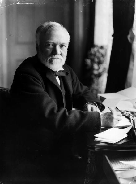 Philanthropist「Andrew Carnegie」:写真・画像(13)[壁紙.com]