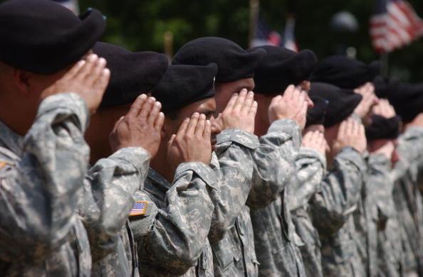 Concentration「Historic Massachusetts Guard Unit Deploys to Iraq」:写真・画像(18)[壁紙.com]
