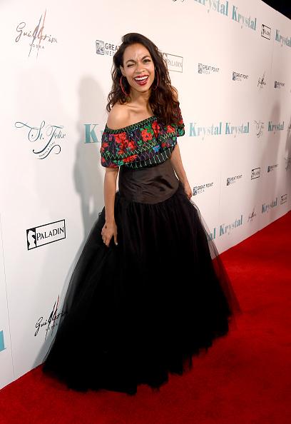 "Flared Dress「Premiere Of Paladin And Great Point Media's ""Krystal""」:写真・画像(19)[壁紙.com]"