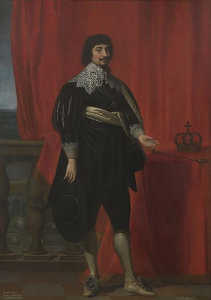 Government Building「Frederick V 1596-1632」:写真・画像(0)[壁紙.com]