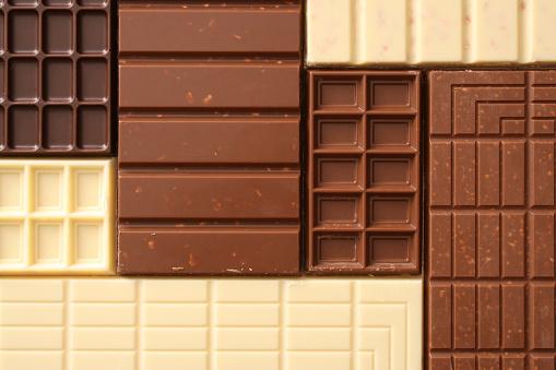 Rectangle「Chocolate bars」:スマホ壁紙(9)