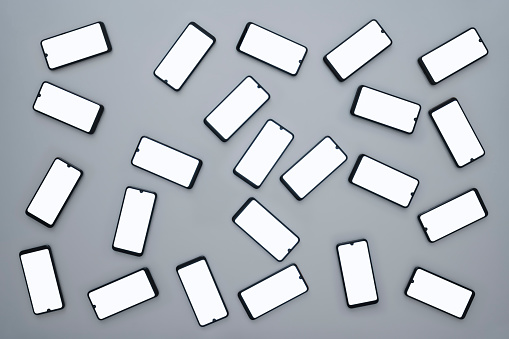 Mobile Phone「Multiple smartphones」:スマホ壁紙(2)