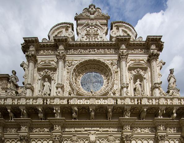 Baroque Style「Santa Croce」:写真・画像(1)[壁紙.com]