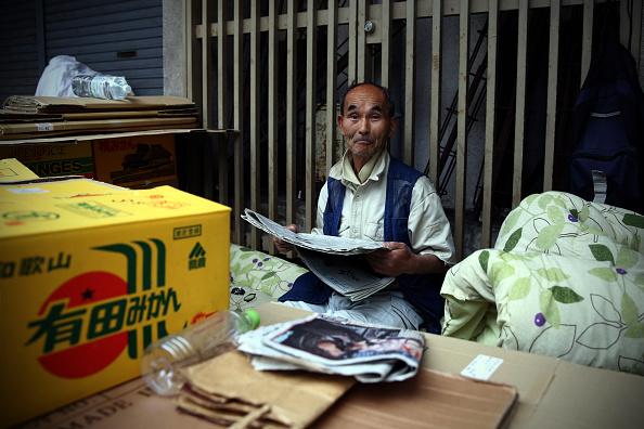 Homelessness「Kamagasaki - Japan's Largest Slum」:写真・画像(14)[壁紙.com]