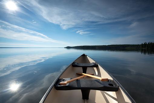 Saskatchewan「Floating Around Prince Albert National Park」:スマホ壁紙(18)