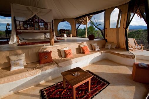 Kenya「Luxury Safari Bedroom」:スマホ壁紙(17)