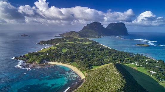 ゴア山「Lord Howe Island,New South Wales,Australia」:スマホ壁紙(6)