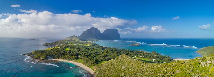 ゴア山「Lord Howe Island,New South Wales,Australia」:スマホ壁紙(12)