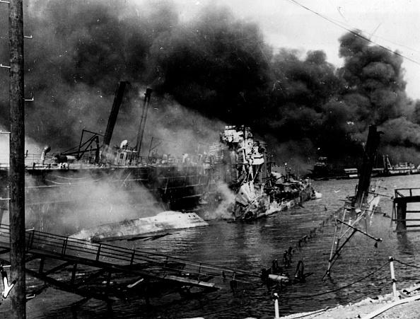 Horror「Pearl Harbour」:写真・画像(13)[壁紙.com]