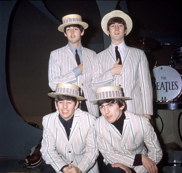 Blazer - Jacket「Beatles' Boaters」:写真・画像(17)[壁紙.com]