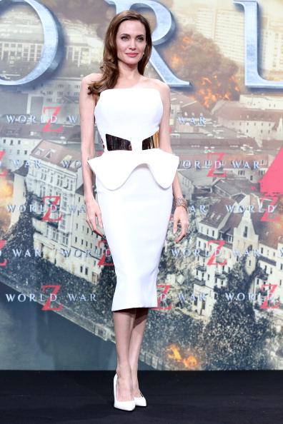 アンジェリーナ・ジョリー「'WORLD WAR Z' Germany Premiere」:写真・画像(17)[壁紙.com]