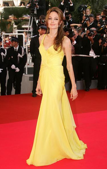 アンジェリーナ・ジョリー「Cannes - 'Ocean's Thirteen' - Premiere」:写真・画像(8)[壁紙.com]