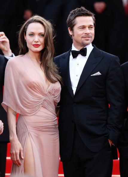 アンジェリーナ・ジョリー「Inglourious Basterds Premiere - 2009 Cannes Film Festival」:写真・画像(3)[壁紙.com]