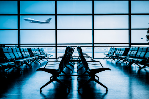 Leaving「Airport Terminal」:スマホ壁紙(16)