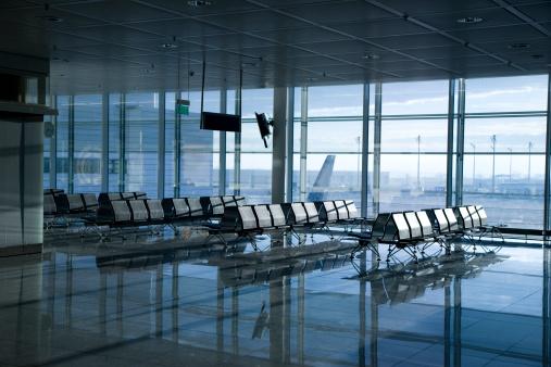 Airport Terminal「Airport Terminal Gate」:スマホ壁紙(3)