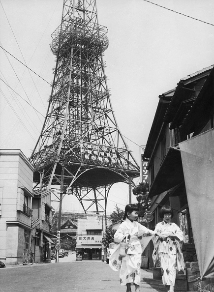 Tokyo Tower「Tokyo Tower」:写真・画像(4)[壁紙.com]
