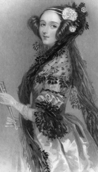 William Lovelace「Byron's Daughter」:写真・画像(1)[壁紙.com]