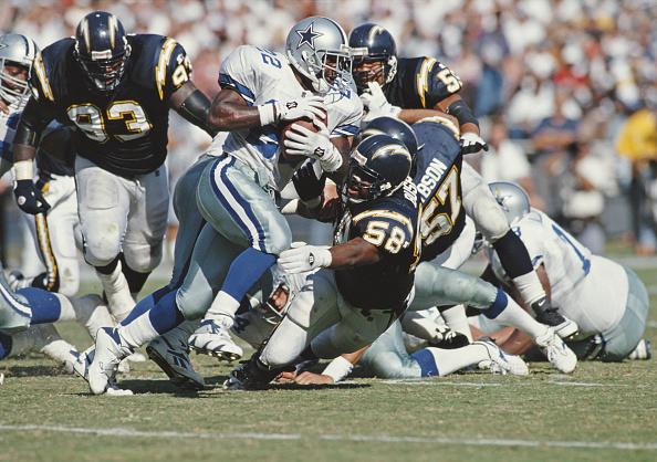 ダラスカウボーイズ「Dallas Cowboys vs San Diego Chargers」:写真・画像(2)[壁紙.com]