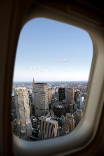 Passenger Cabin「Airplane Window」:スマホ壁紙(4)