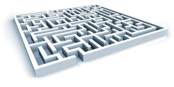 Intricacy「Maze - Labirynth」:スマホ壁紙(10)