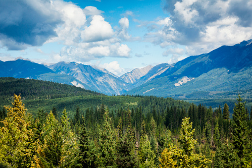 British Columbia「Landscape of British Columbia, Canada」:スマホ壁紙(1)