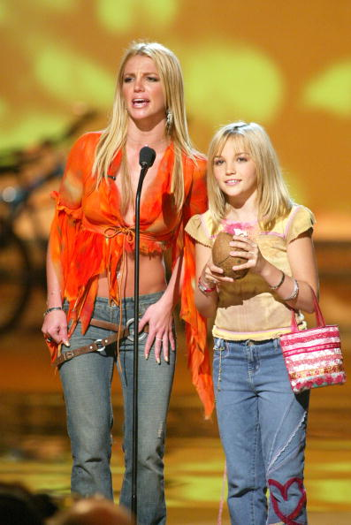 Jamie Lynn Spears「Britney Spears at Teen Choice Awards」:写真・画像(6)[壁紙.com]