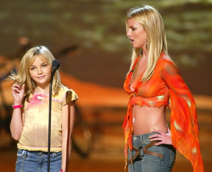 Jamie Lynn Spears「Teen Choice Awards 2002 - Show」:写真・画像(11)[壁紙.com]