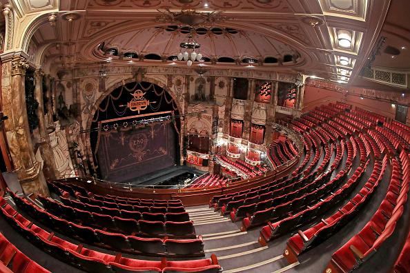Theatrical Performance「The Coliseum Theatre - London」:写真・画像(4)[壁紙.com]