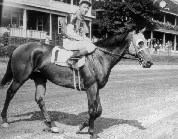 Horse「Seabiscuit And Red」:写真・画像(15)[壁紙.com]