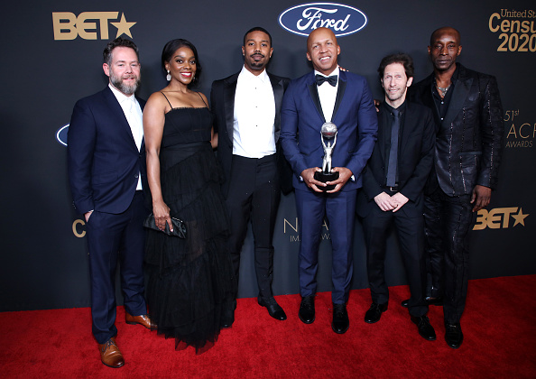 Motion Picture Association of America Award「BET Presents The 51st NAACP Image Awards - Press Room」:写真・画像(8)[壁紙.com]