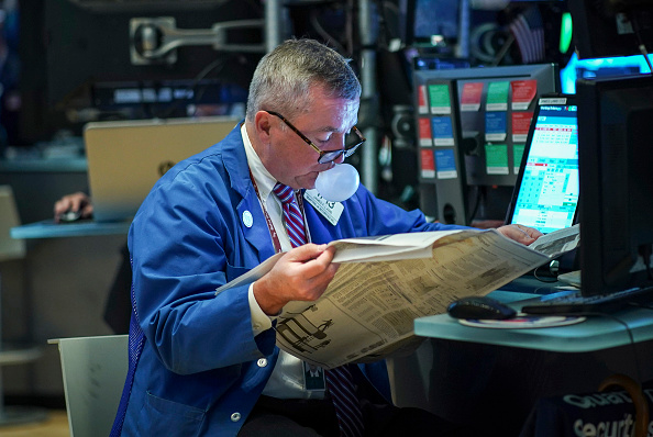Paper「Markets Open In New York After A Volatile Week」:写真・画像(11)[壁紙.com]
