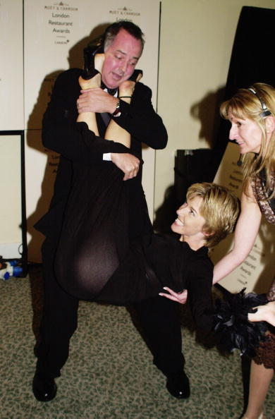 Ankle Strap Shoe「Moet & Chandon Carlton TV London Restaurant Awards」:写真・画像(16)[壁紙.com]