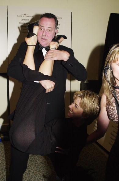 Ankle Strap Shoe「Moet & Chandon Carlton TV London Restaurant Awards」:写真・画像(14)[壁紙.com]