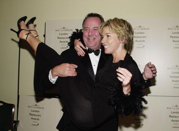 Ankle Strap Shoe「Moet & Chandon Carlton TV London Restaurant Awards」:写真・画像(8)[壁紙.com]