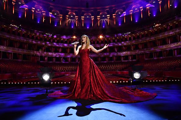 Performing Arts Event「Katherine Jenkins VE Day 75 Performance At The Royal Albert Hall」:写真・画像(2)[壁紙.com]