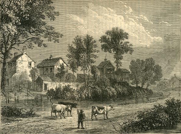 18th Century Style「Farm In The Regents Park」:写真・画像(14)[壁紙.com]