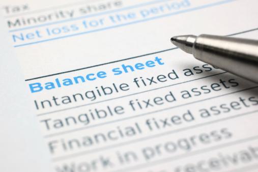 Financial Report「Balance Sheet」:スマホ壁紙(4)