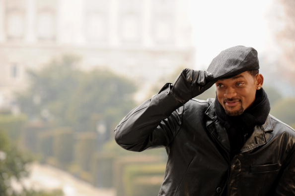 """Actor「Will Smith Attends """"Seven Pounds"""" Madrid Photocall」:写真・画像(4)[壁紙.com]"""