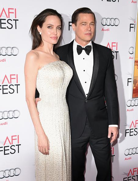 """アンジェリーナ・ジョリー「AFI FEST 2015 Presented By Audi Opening Night Gala Premiere Of Universal Pictures' """"By The Sea"""" - Arrivals」:写真・画像(1)[壁紙.com]"""