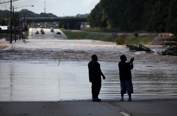Torrential Rain「Georgia Governor Declares State Of Emergency Because Of Flooding」:写真・画像(17)[壁紙.com]