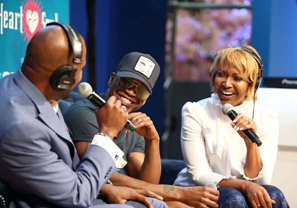 Kelly public「SiriusXM's Heart & Soul Channel Broadcasts from Essence Festival In New Orleans - Day 1」:写真・画像(6)[壁紙.com]