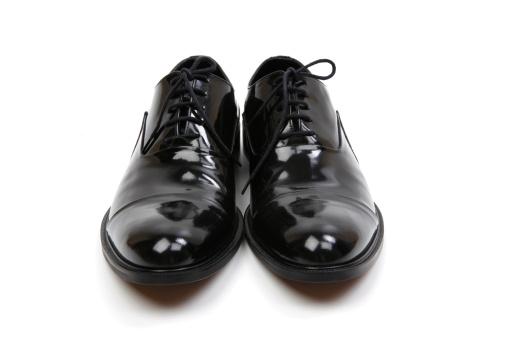 Shoe「Black Dress Shoes Series」:スマホ壁紙(6)