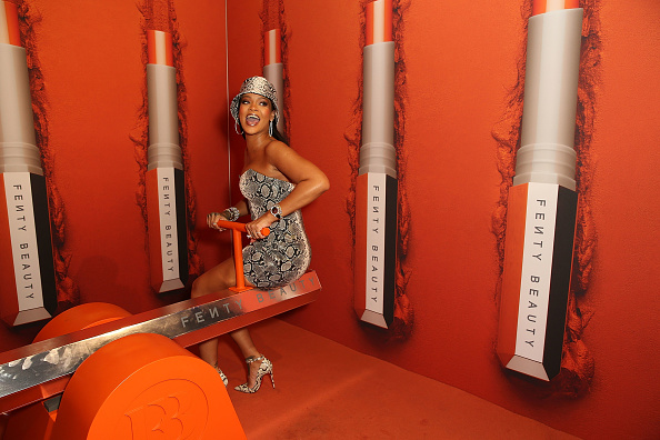 Beauty「Fenty Beauty By Rihanna Anniversary Event」:写真・画像(19)[壁紙.com]