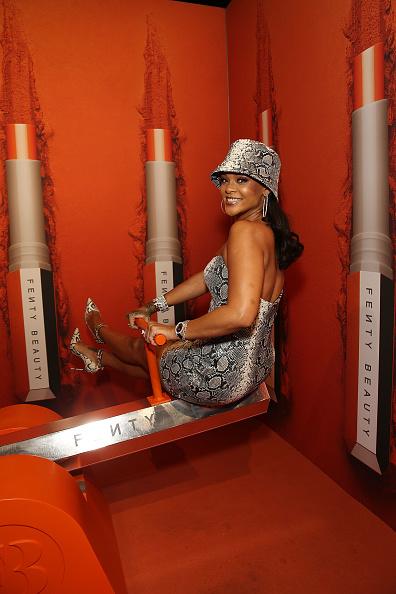Beauty「Fenty Beauty By Rihanna Anniversary Event」:写真・画像(13)[壁紙.com]