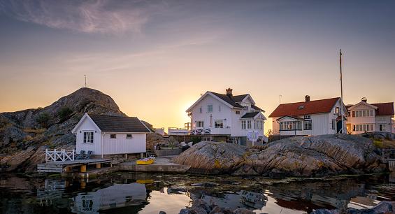 Swedish Culture「Swedish Island summer homes」:スマホ壁紙(4)