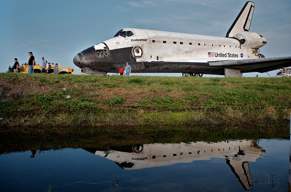 Space Shuttle Endeavor「Space Shuttle Endeavour Retires After Its Final Mission」:写真・画像(12)[壁紙.com]