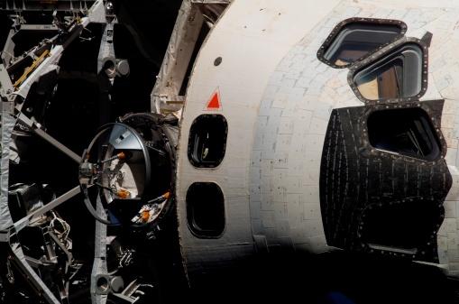 Passenger Cabin「Space Shuttle Atlantis.」:スマホ壁紙(15)
